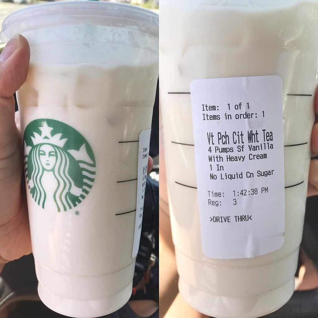 The Starbucks Keto White Drink Is The Newest Keto Diet Obsession