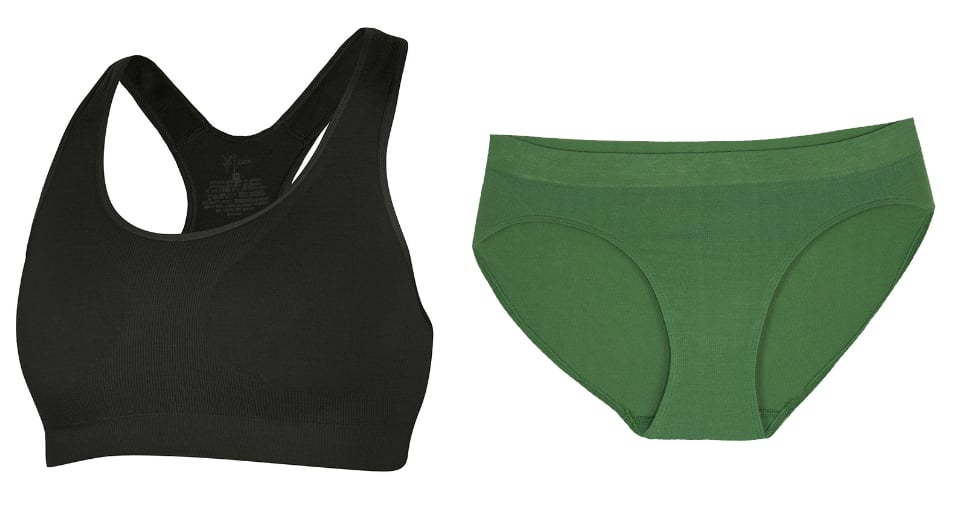 Ibex Sports Bras and Undies