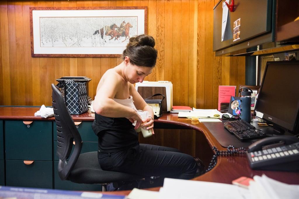 Candid Photo Series on Breastfeeding
