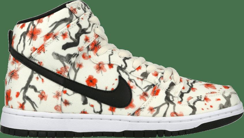 581a7b5ef07c Nike SB Dunk High Pro Cherry Blossom