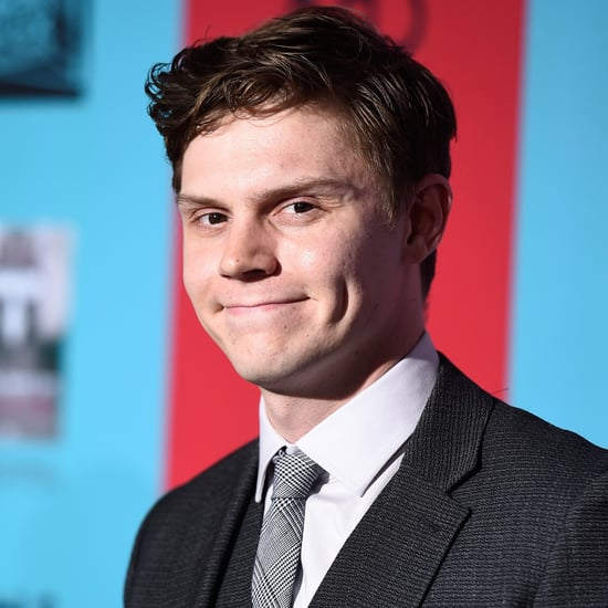Evan Peters Pictures Through the Years