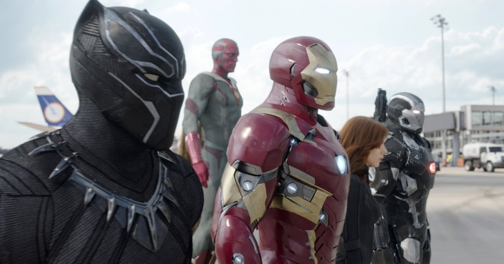 Captain America: Civil War (2016) | Marvel Movies With the