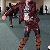 Star Lord from Guardian's of the Galaxy