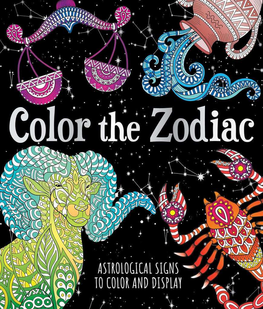 Color the Zodiac: Astrological Signs to Color and Display