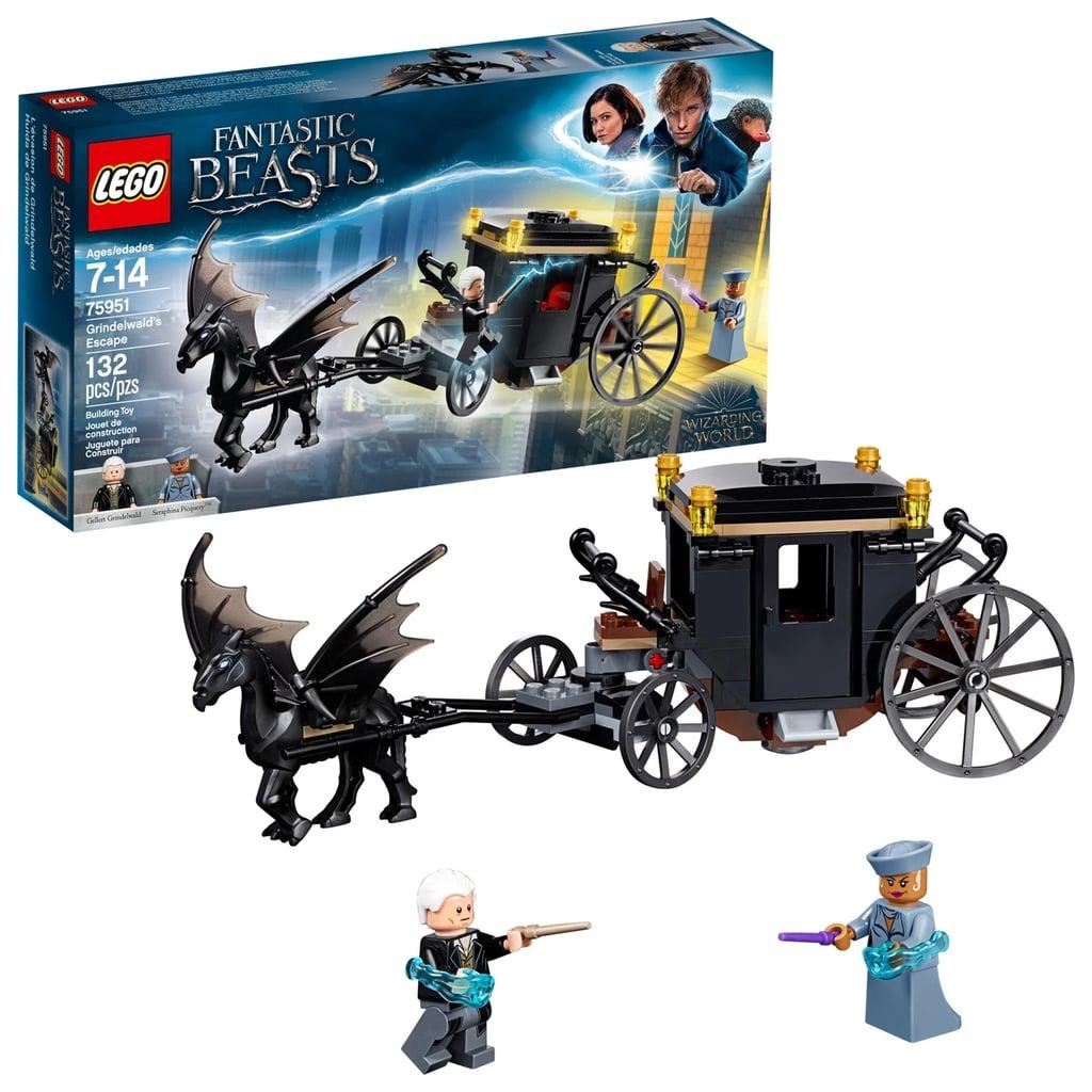 Lego Harry Potter Fantastic Beasts Grindelwald's Escape