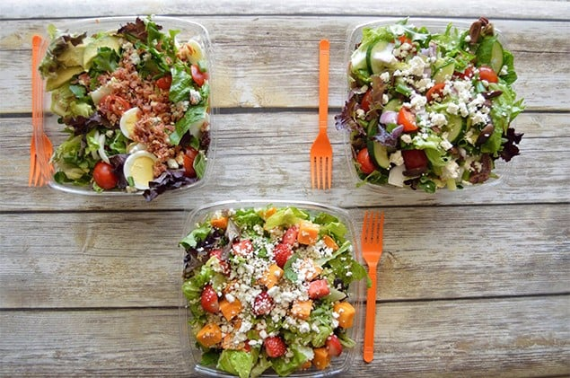 Salad and Go Drive-Through Is Changing the Fast Food Industry 1 Head of Lettuce at a Time