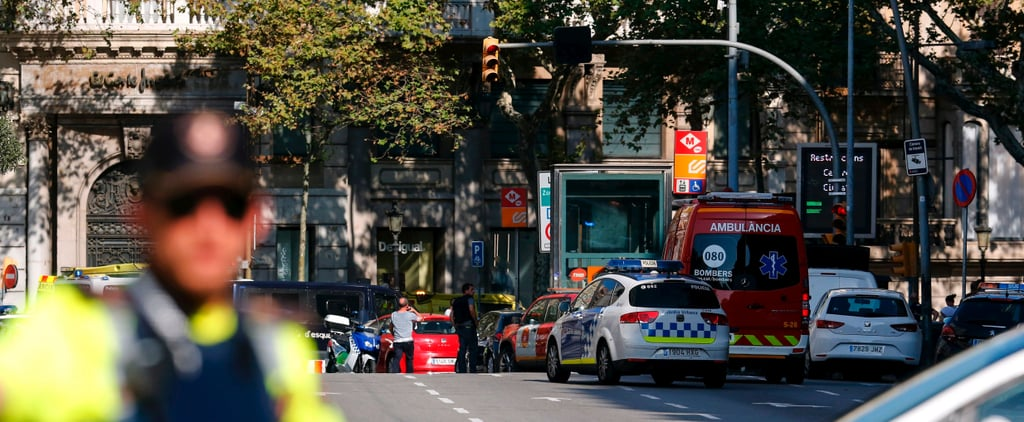Here's What We Know About the Barcelona Terror Attack