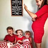 Pregnancy Letter Board Series