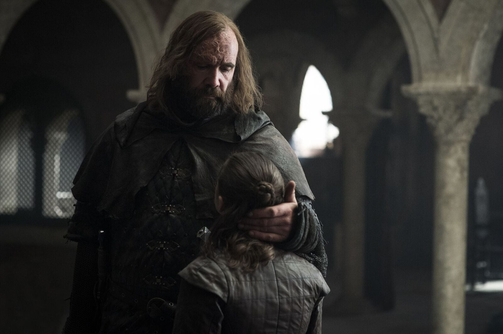 The-Hound-Gives-Arya-a-Lesson