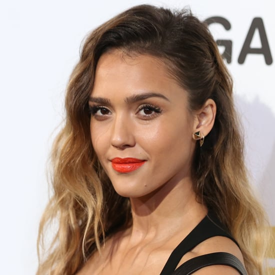 Copy Jessica Alba's Grunge Hair From the Video Game Awards