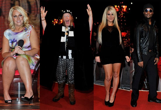 Pictures of Ultimate Big Brother Eviction