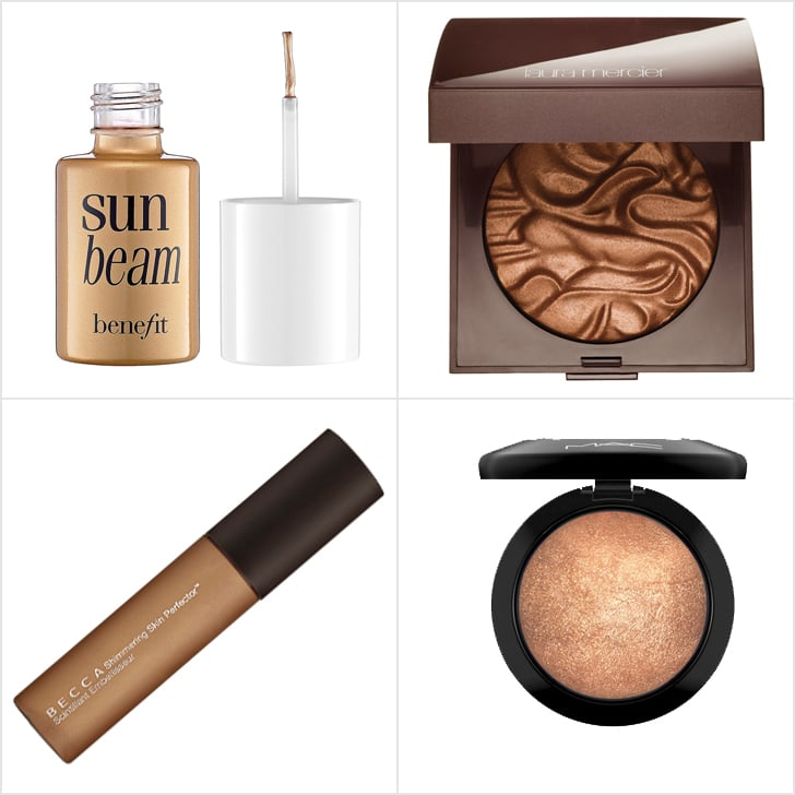 Best Makeup Highlighters For Darker Skin Tones