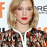 Returning Cast: Lea Seydoux