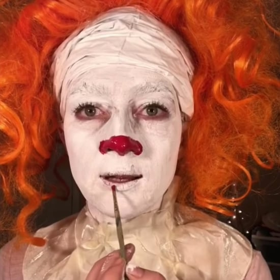 Funny Pennywise Makeup Tutorial Video