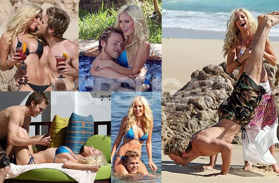 Heidi and Spencer Bikini Honeymoon Photos!