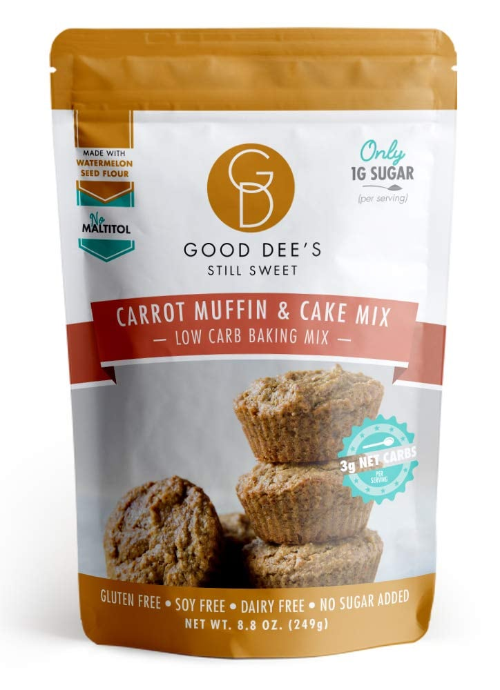 Good Dee's Carrot Muffin & Cake Mix