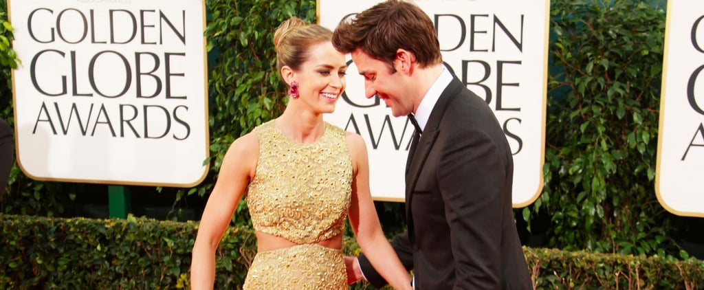 Emily Blunt and John Krasinski's Top 10 Most Glamorous Red Carpet Moments