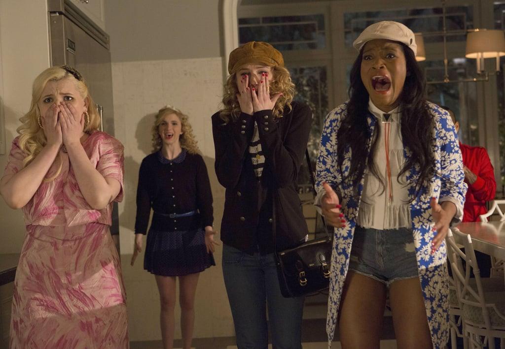 Scream Queens Teasers