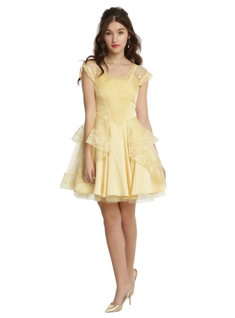 Belle's famous gown