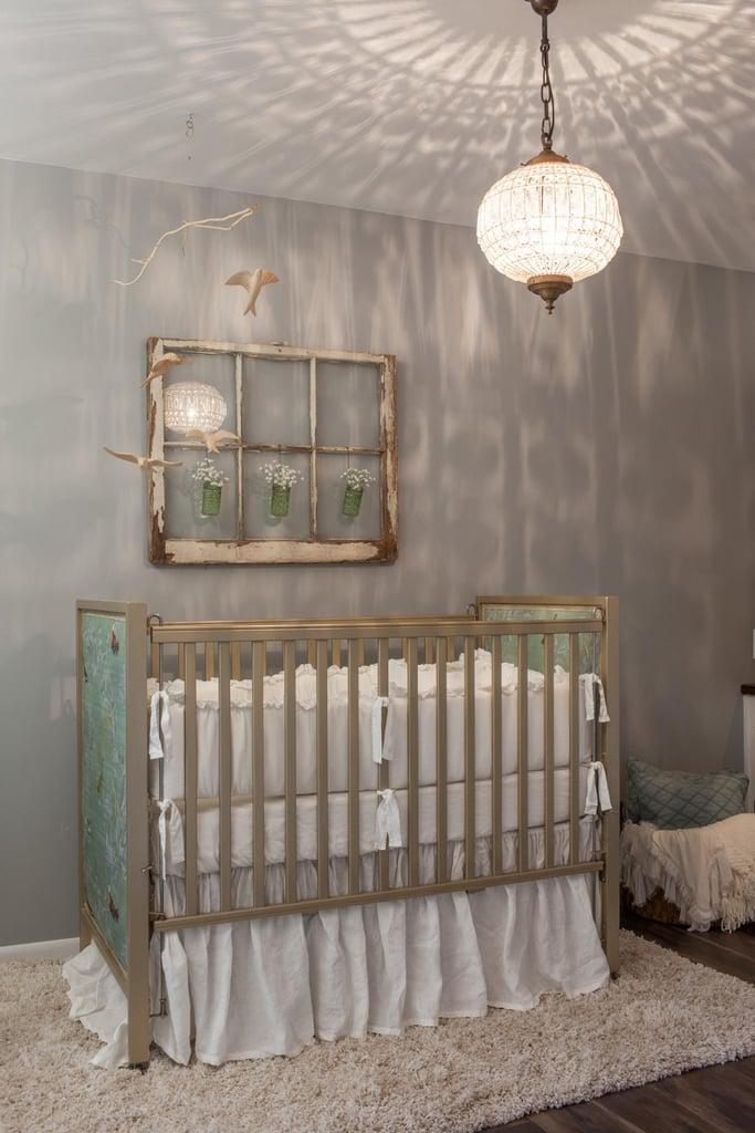 Rustic Nursery