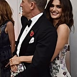 If There's 1 Thing Guaranteed to Make Daniel Craig Smile, It's His Wife, Rachel Weisz