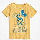 Mighty Fine Hawaii Mickey T-Shirt ($24)