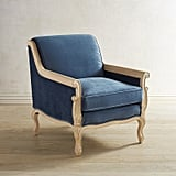 McLennan Navy Chair ($1,250)