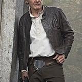 Han Solo Doesn't Die