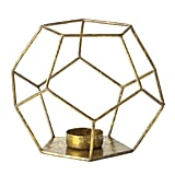 Geometric Votive Holder ($15)