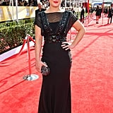 Kelly Osbourne at the 2013 SAG Awards