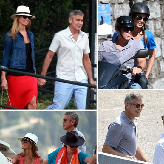 Look Back at George Clooney's Overseas Summer Fun!
