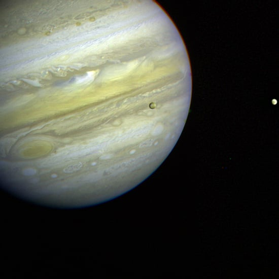 NASA Finds Water on Jupiter's Moon