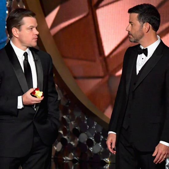 ​Jimmy Kimmel and Matt Damon Feud Details