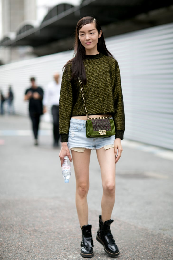 | From Catwalk to Sidewalk: The Best Model Street Style at ...