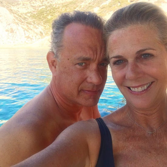 Tom Hanks and Rita Wilson Prove They're 28 Years Strong in Marital Bliss - See Their PDA Pic!