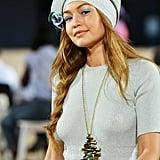 Gigi Hadid on the Marc Jacobs Spring 2020 runway