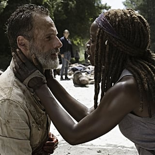 Rick and Michonne, The Walking Dead