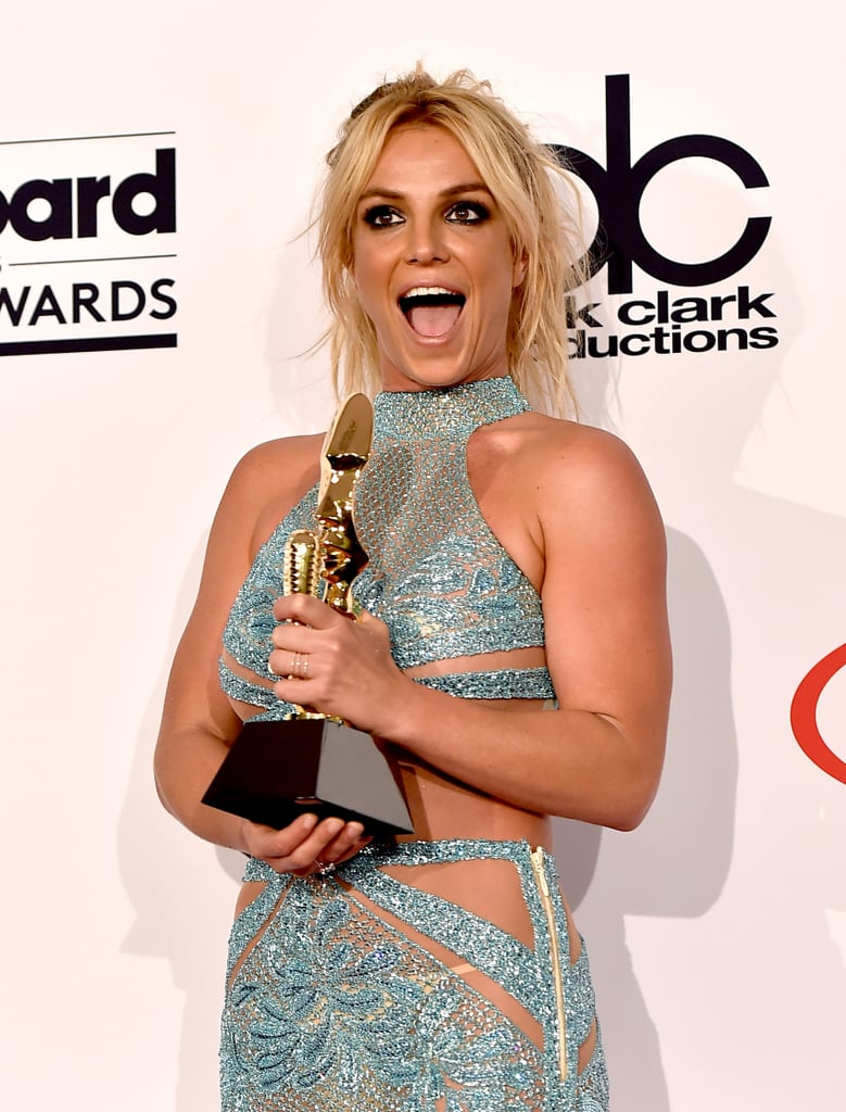 Britney Spears at the Billboard Music Awards 2016
