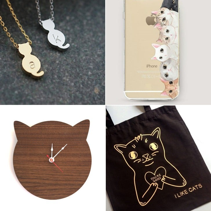 Etsy Gifts For Cat Owners