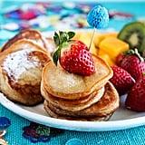 Cinnamon Vegan Pancakes