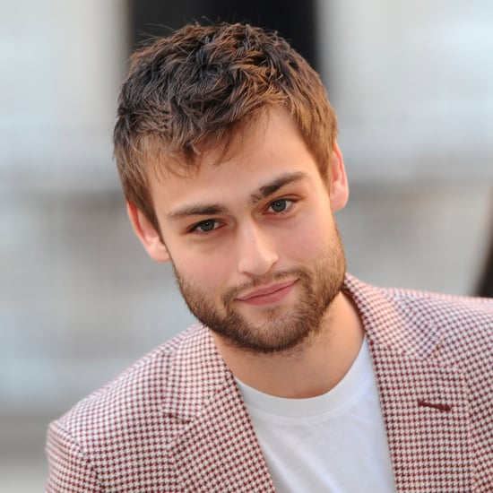 Hot Photos of British Actor Douglas Booth