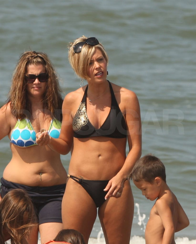 Kate Gosselin in a Bikini