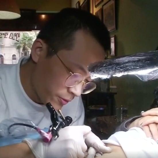 Shanghai Tattoo Artist Free C-Section Scars