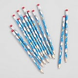 Blue Hello Kitty Pencil Set