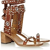 We know this collection comes out in November, but we can't help but have The Carol studded sandals ($1,035) from Isabel Marant's Spring 2013 collection high up on our list. It would be a welcome addition to any girl's Summer wardrobe.