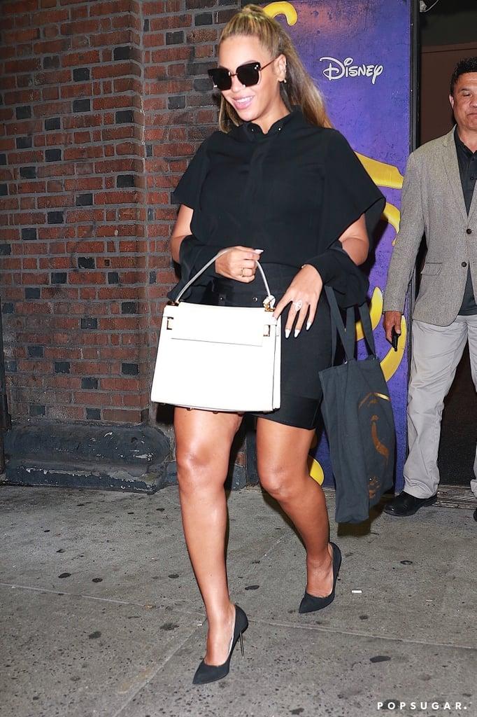 Beyoncé's Full Look