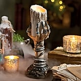 Pre-Lit Witch Hand Candle
