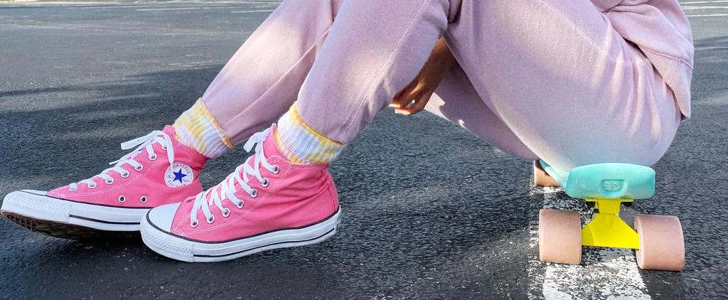 Tie-Dye Socks For Tweens at Old Navy