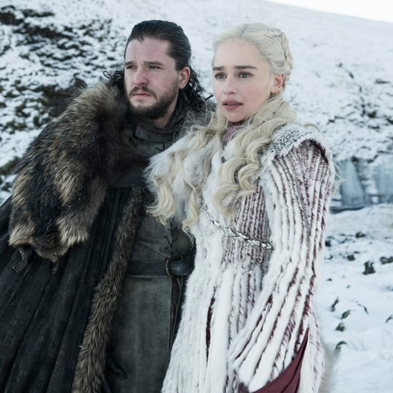 Daenerys and Jon Snow Ride Dragons Game of Thrones Reactions