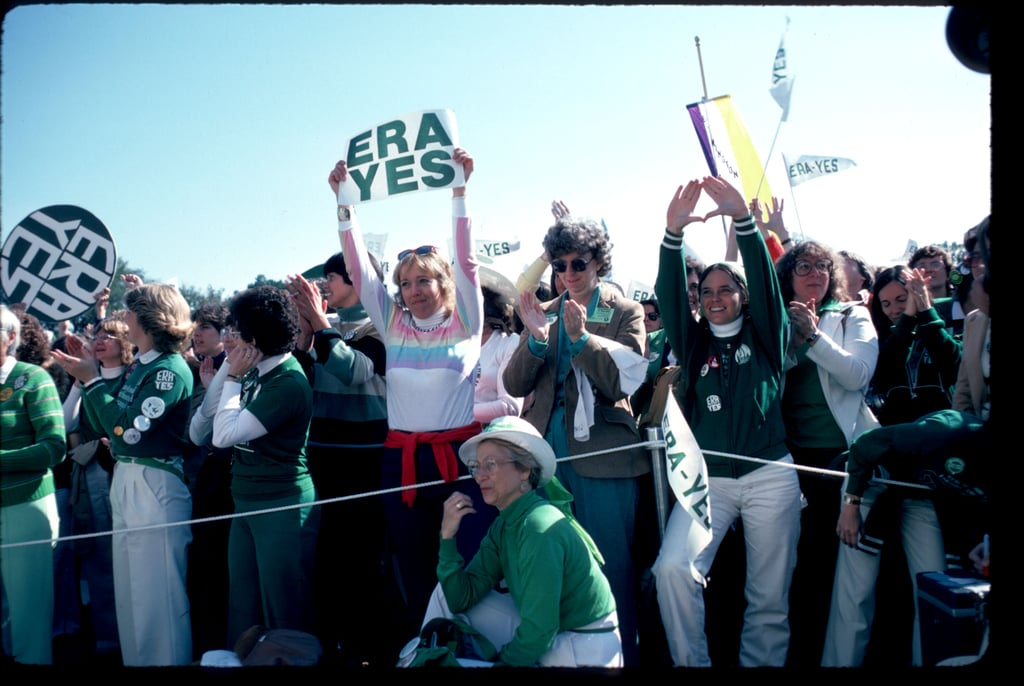 Equal Rights Advocates in US, 1981